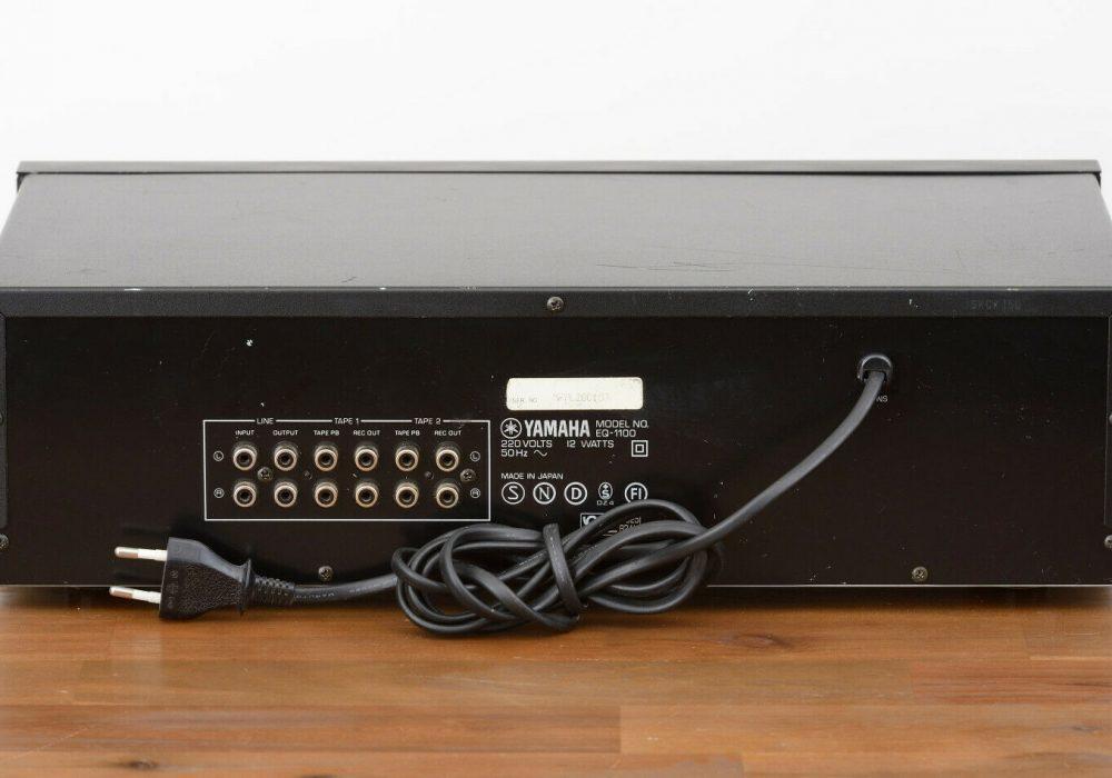 雅马哈 YAMAHA EQ-1100 High-End 图示均衡器