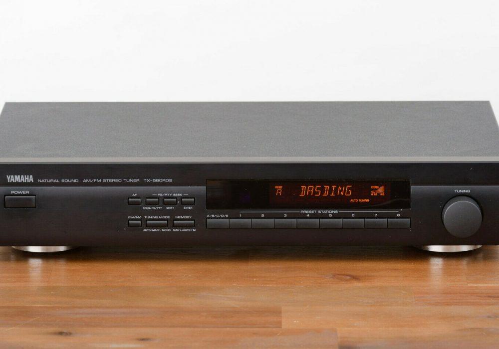 雅马哈 YAMAHA TX-580 RDS Tuner 收音头