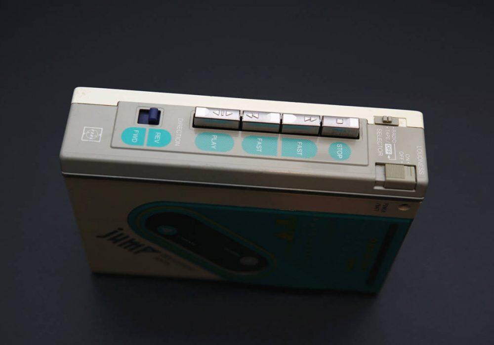 National RX-SA75 磁带随身听