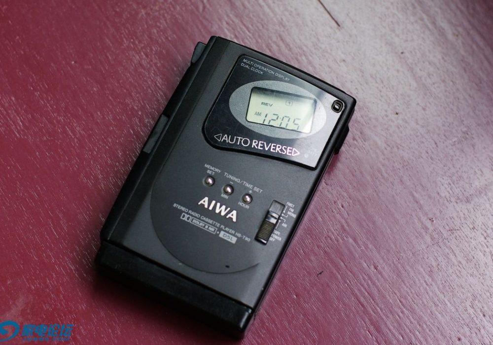 AIWA HS-T90 磁带随身听