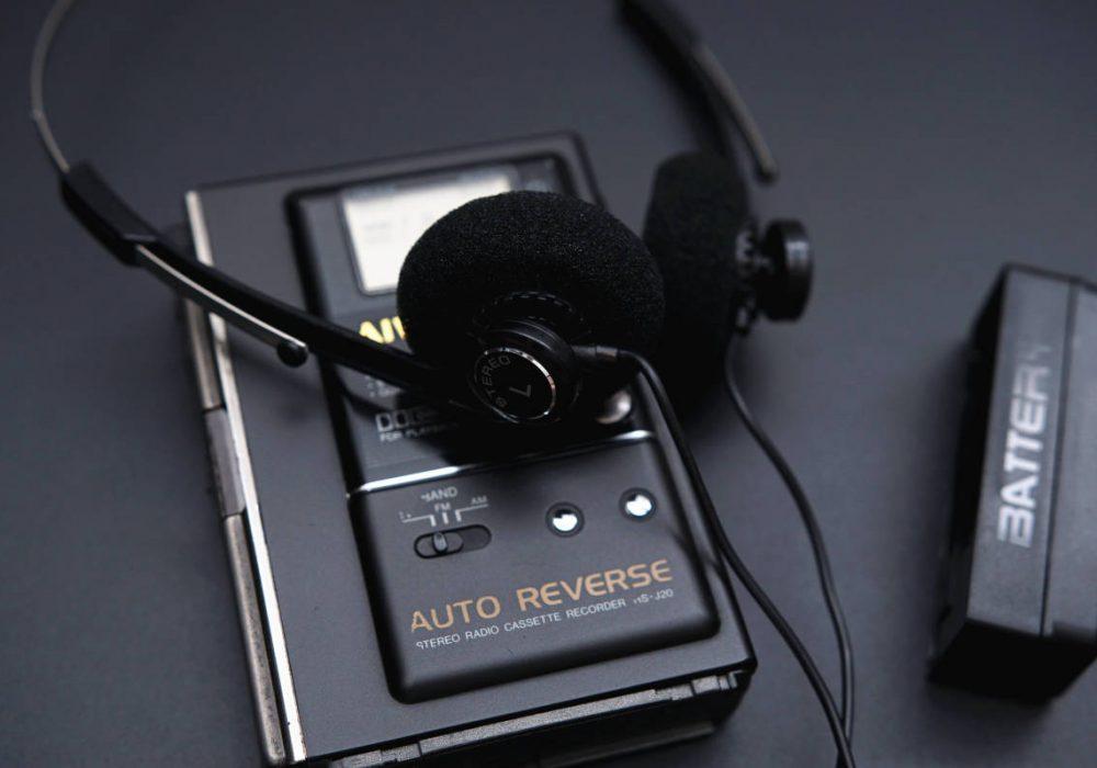 AIWA HS-J20 磁带随身听
