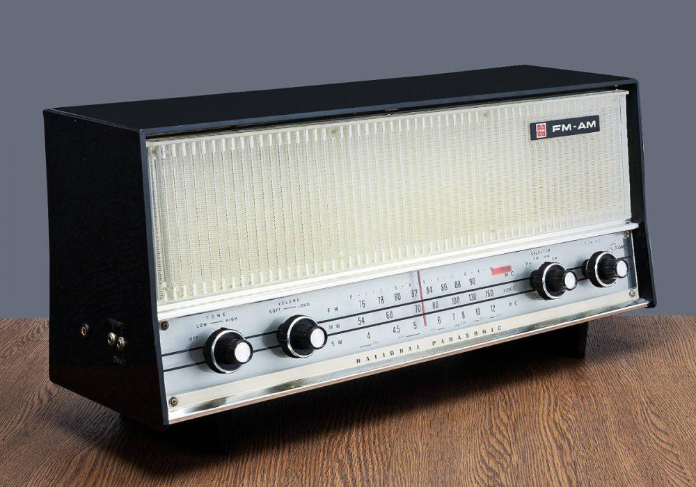 National Panasonic RE-830 FM/AM 3-BAND 收音机