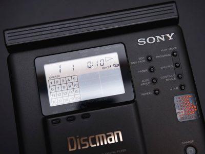 SONY D-350 Discman CD随身听