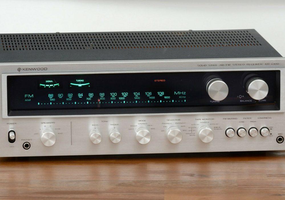 KENWOOD KR-6400 收扩机