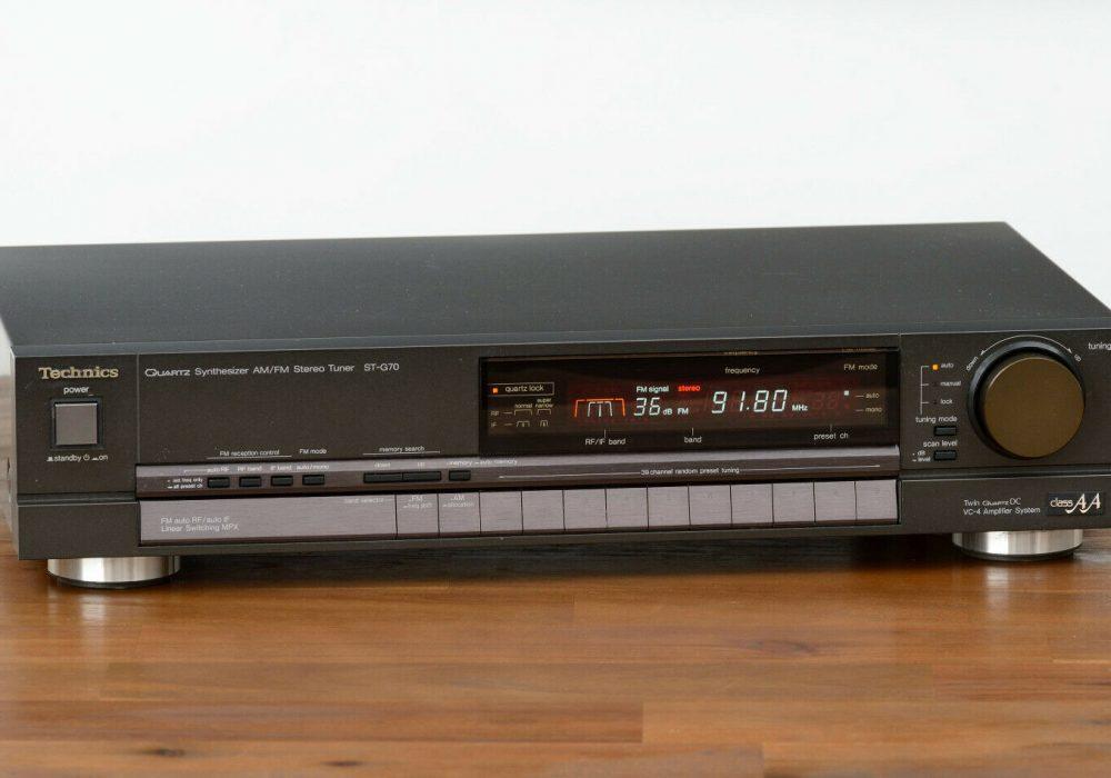 Technics ST-G70 FM/AM Tuner 收音头