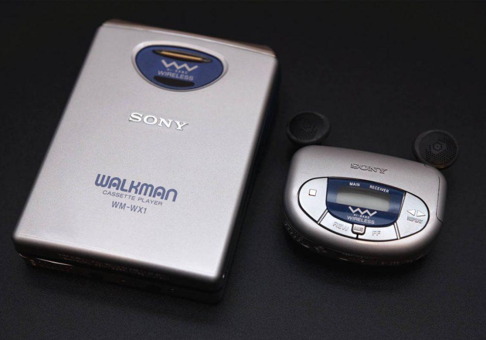 SONY WM-WX1 WALKMAN 磁带随身听