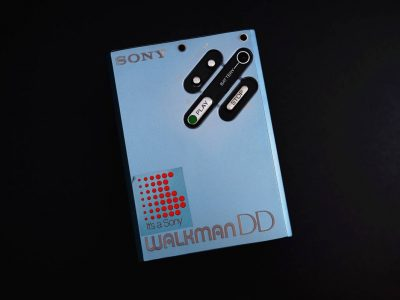 SONY WM-DD WALKMAN 磁带随身听