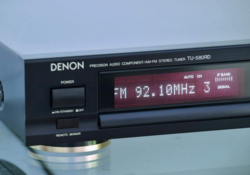 天龙 DENON TU-580RD FM/AM Tuner 收音头