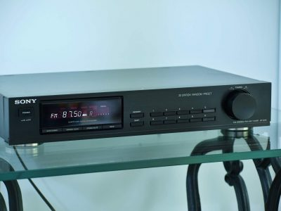 索尼 SONY ST-S110 FM/AM Tuner 收音头