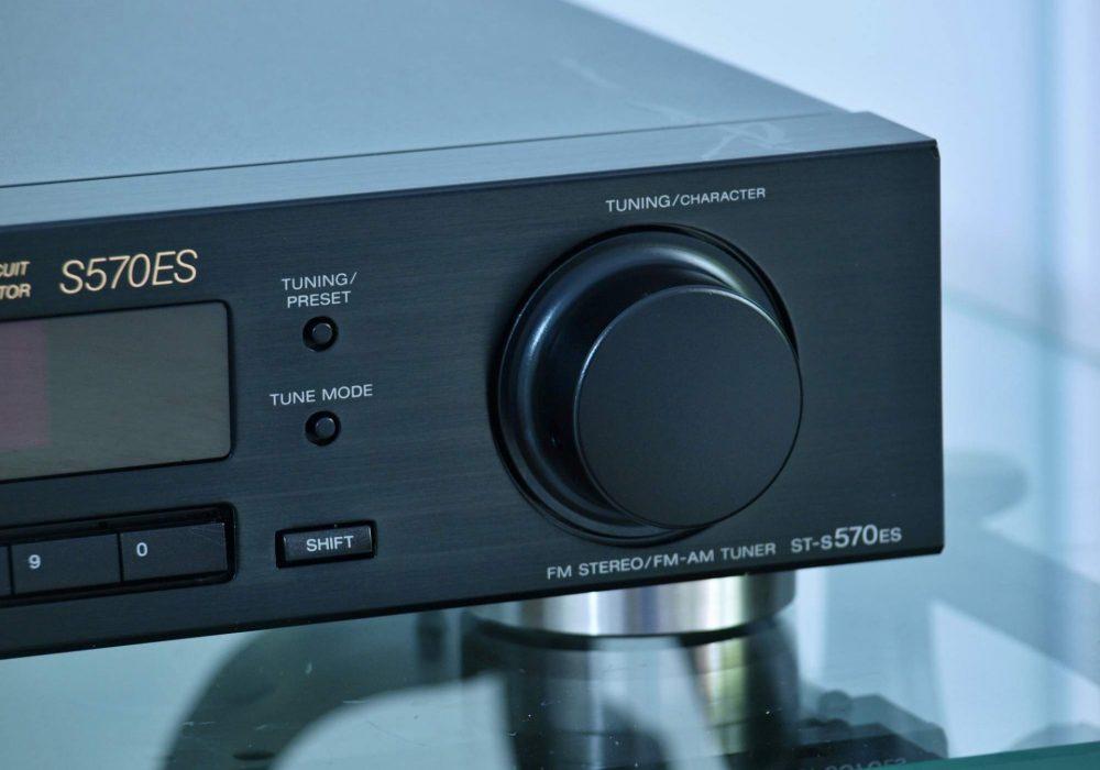 索尼 SONY ST-S570ES FM/AM Tuner 收音头