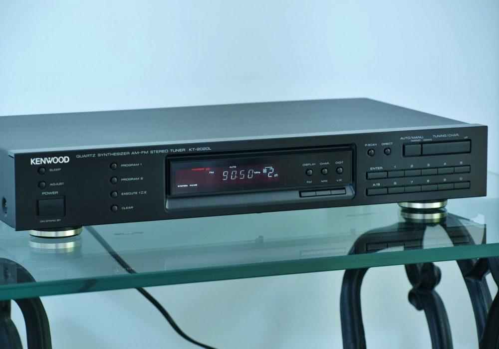 KENWOOD KT-2020L FM/AM Tuner 收音头