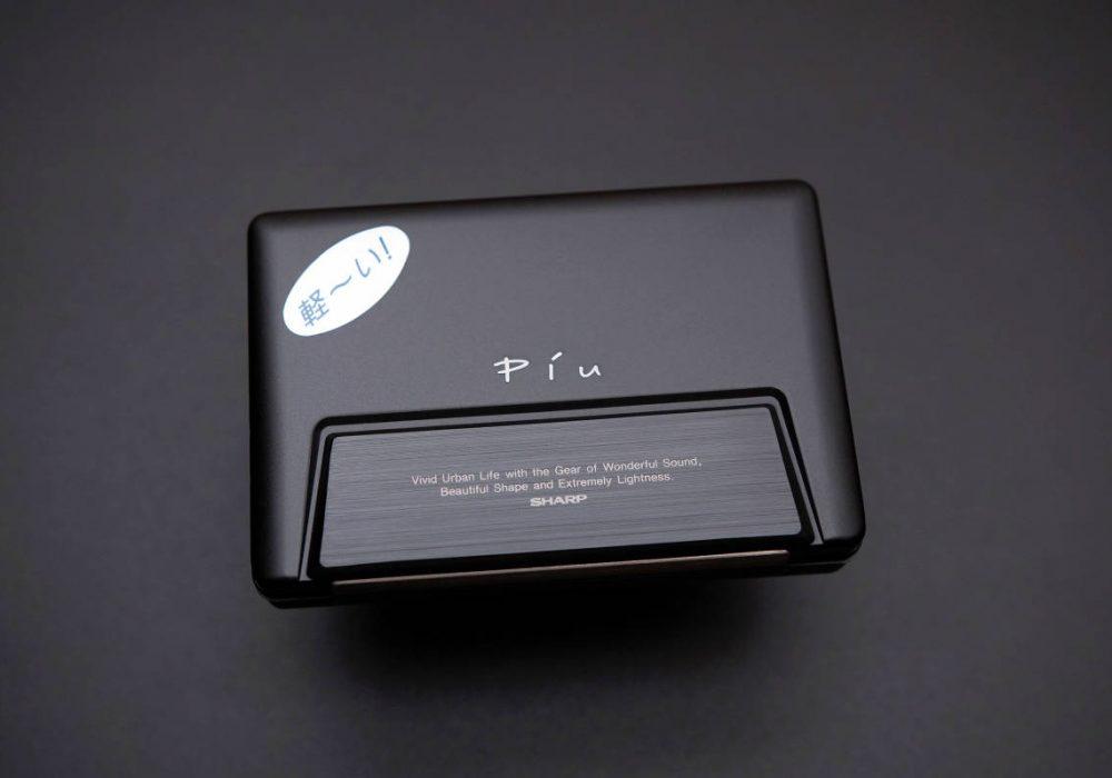 SHARP JC-S100-GY Piu 磁带随身听