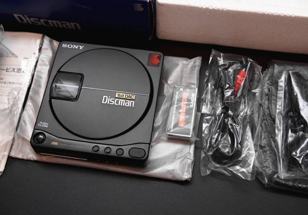 SONY D-99 Discman CD随身听