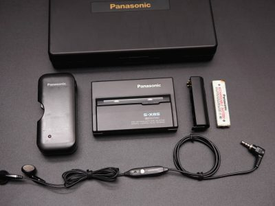 Panasonic RQ-SD1 磁带随身听