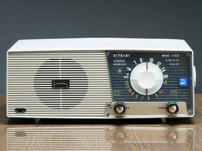 日立 HITACHI S-526 电子管收音机