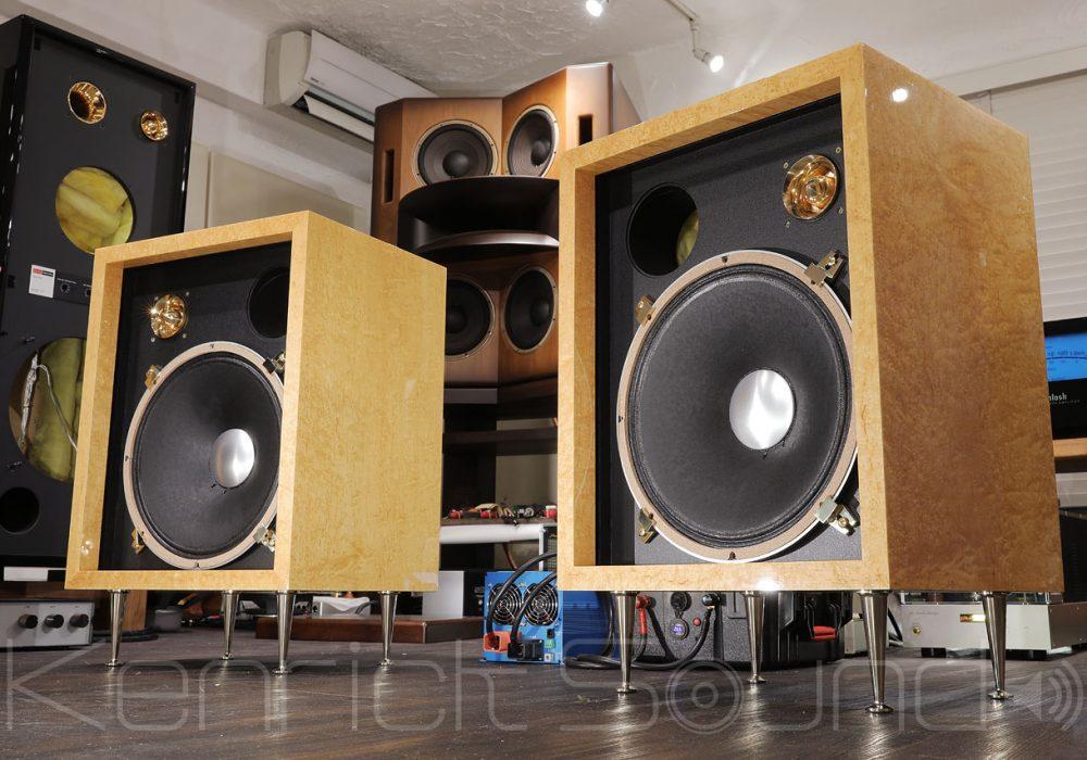 JBL C36 落地音箱 改造版