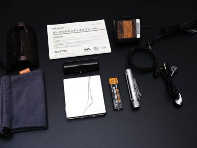 SONY MZ-720 MD WALKMAN MD随身听