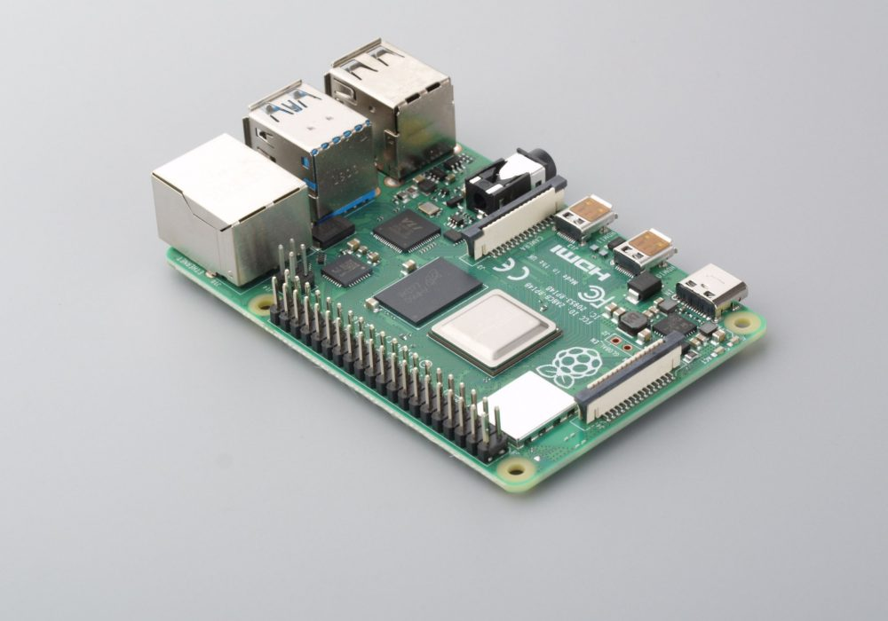 树莓派 Raspberry Pi 4 Model B型迷你电脑 图集[Soomal]