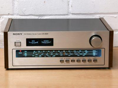索尼 SONY ST-2950L Hi-Fi FM/SW/MW/LW Tuner 收音头