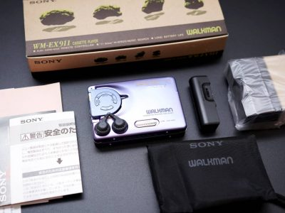 SONY WM-EX911 WALKMAN 磁带随身听