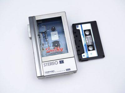 東芝 TOSHIBA WALKY KT-S1 磁带随身听