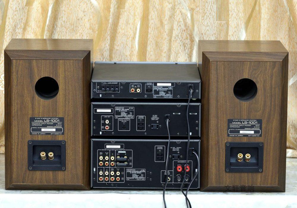 建伍 KENWOOD A-1001 组合音响