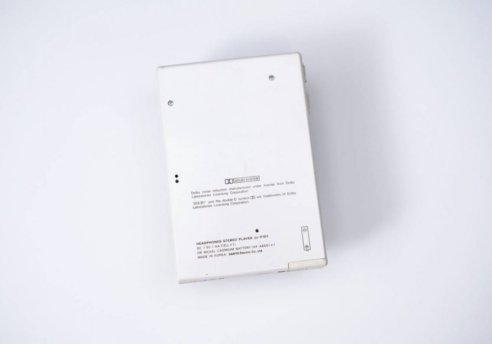 SANYO JJ-P101 磁带随身听