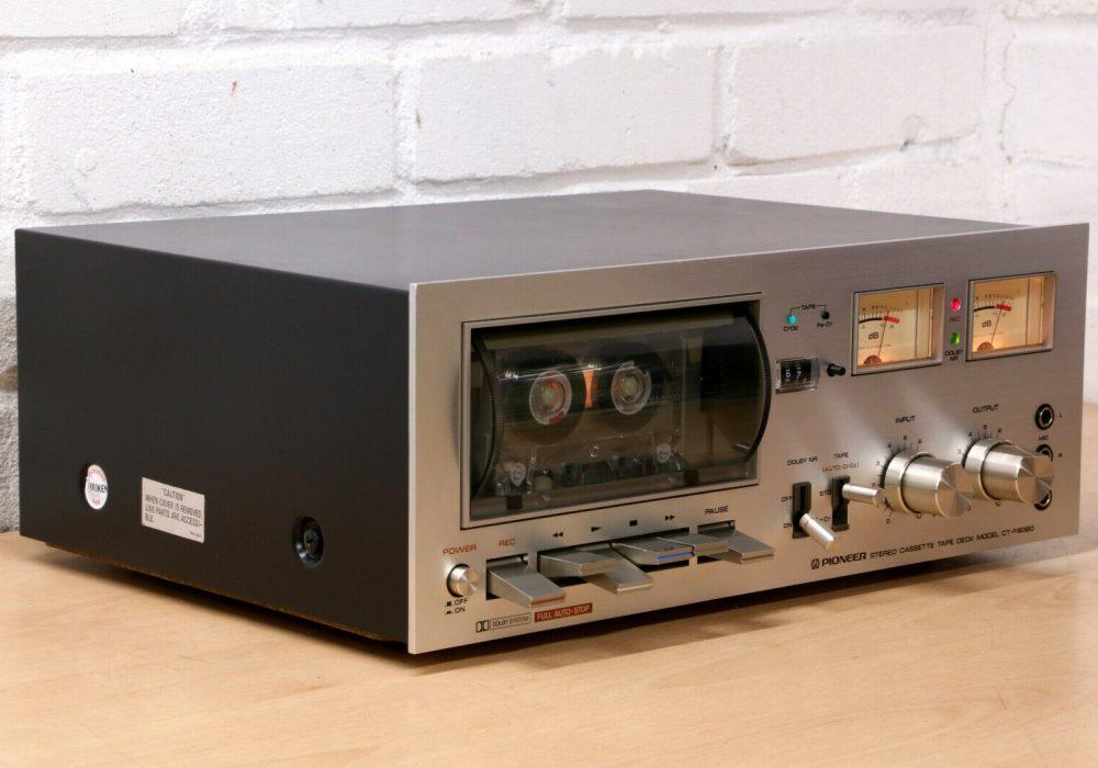 PIONEER CT-6060 卡座