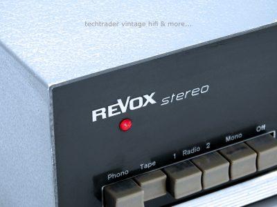 Revox Model 40 电子管放大器