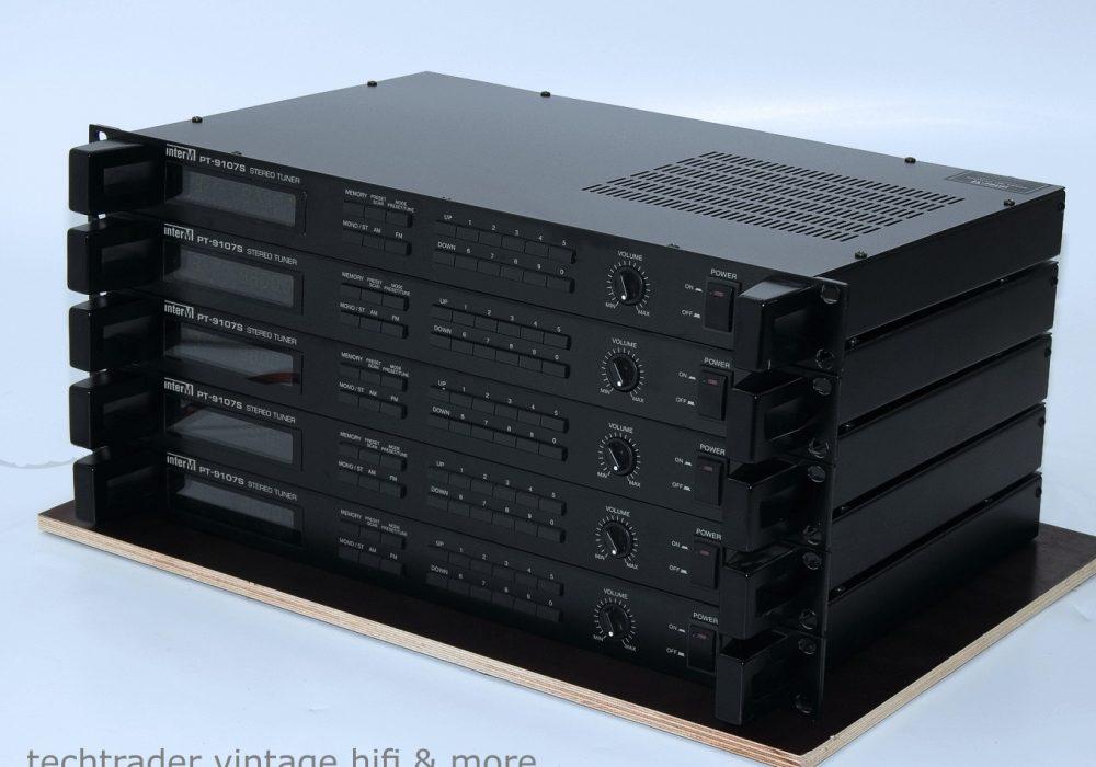 InterM PT-9107s 高性能调幅/调频调谐器 收音头