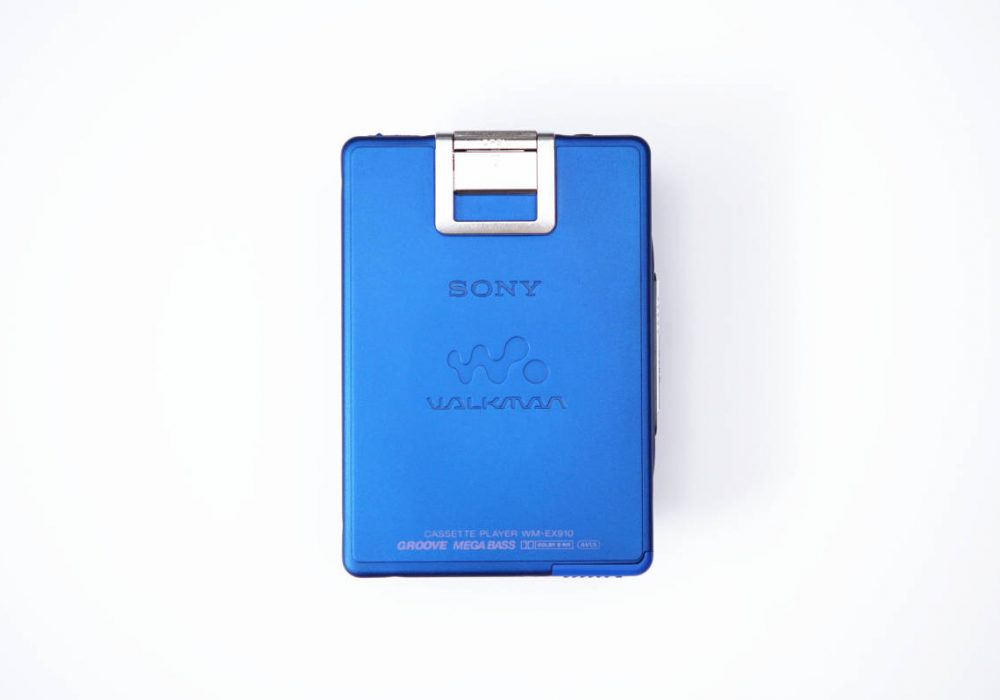 SONY WM-EX910 WALKMAN 磁带随身听