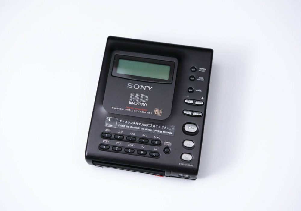SONY MZ-1 MD WALKMAN MD随身听