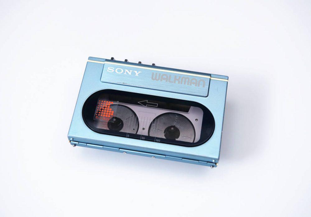 SONY WM-20 WALKMAN 磁带随身听 + MDR-W30L 耳机