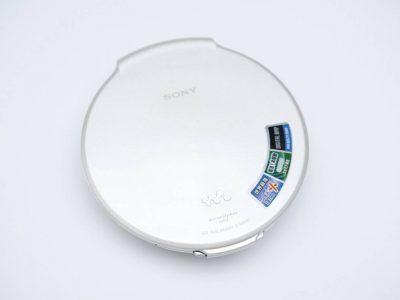 SONY D-NE20 CD随身听
