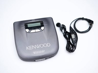 KENWOOD DPC-961 CD随身听