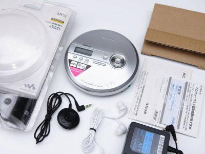 SONY D-NE241 DISCMAN CD随身听