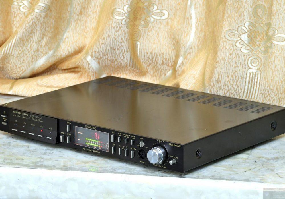 根德 GRUNDIG SCF6200 高级卡座