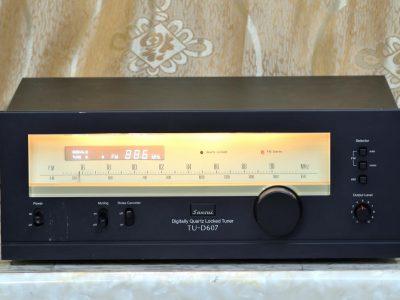 山水 SANSUI TU-D607 Tuner 收音头