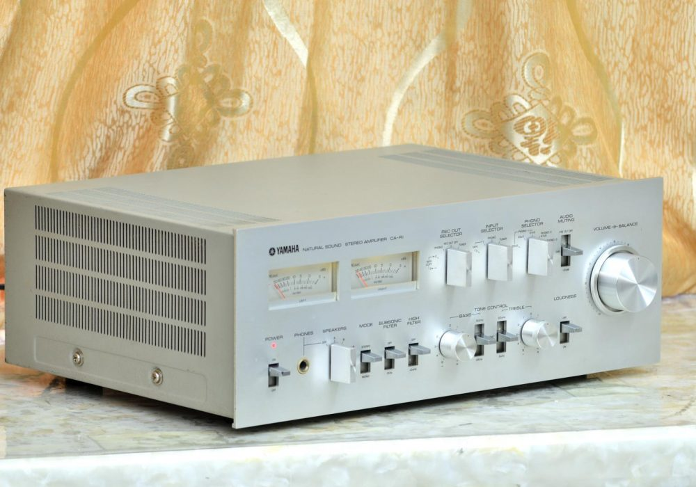 雅马哈 YAMAHA CA-R1 功率放大器