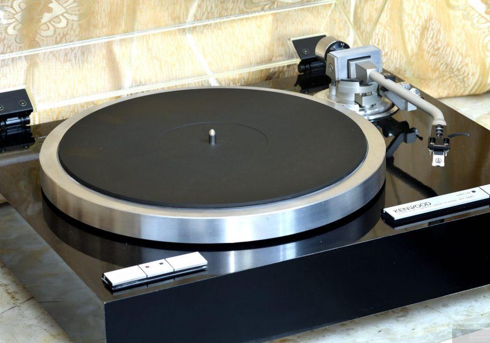 KENWOOD KP-990 黑胶唱机