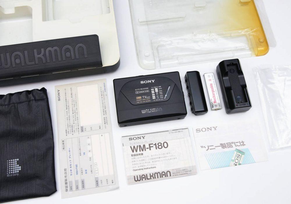 SONY WM-F180 磁带随身听