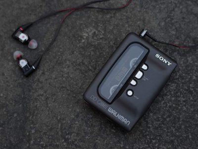 SONY WM-DD9 磁带随身听