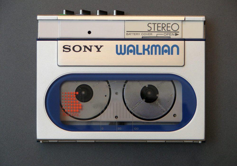 索尼 SONY WM-20 磁带随身听
