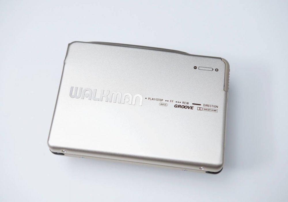 SONY WM-EX900 GOLD WALKMAN 磁带随身听 20周年記念機種