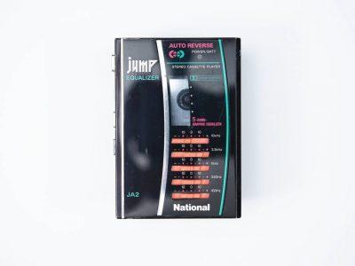 松下 National RQ-JA2 磁带随身听