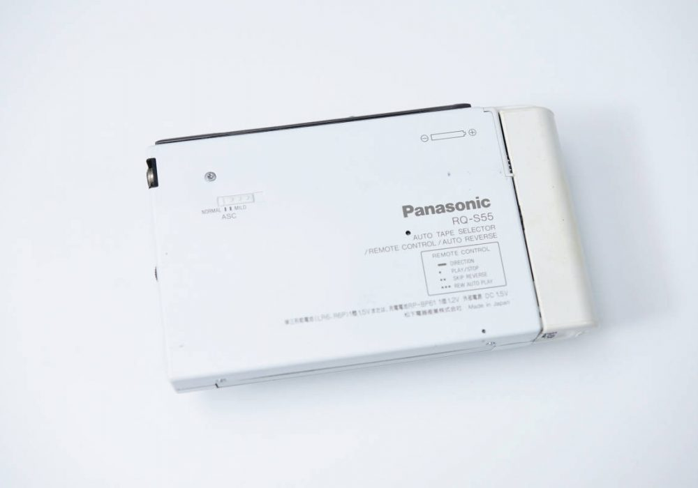 Panasonic RQ-S55 磁带随身听
