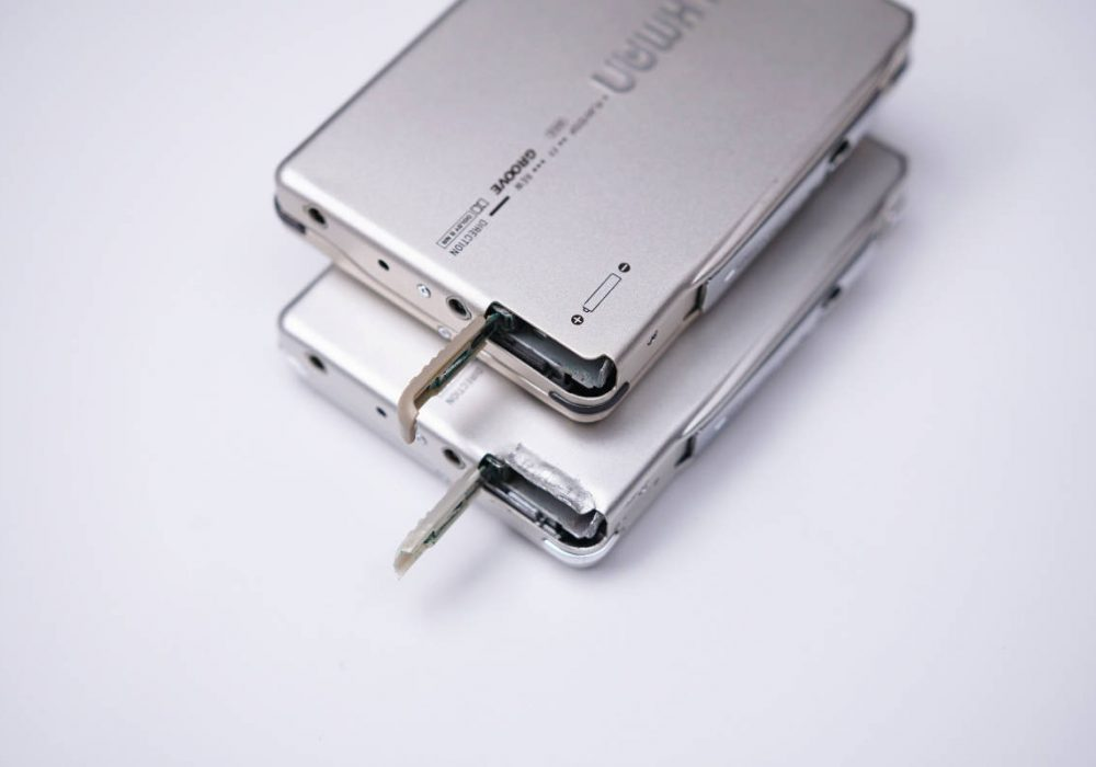 ★部品取り★ SONY ソニー WALKMAN ポータブルカセットプレーヤー WM-EX9・WM‐EX900