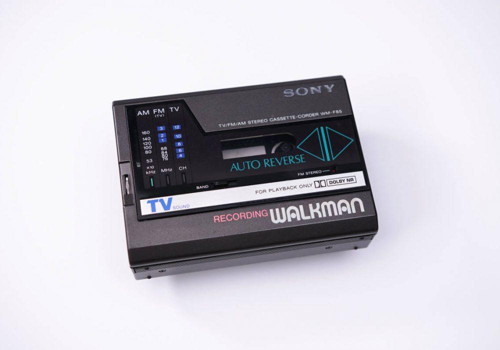SONY WM-F85 WALKMAN 磁带随身听