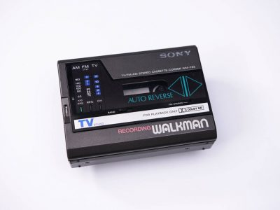 SONY WM-F85 WALKMAN 磁带随身听