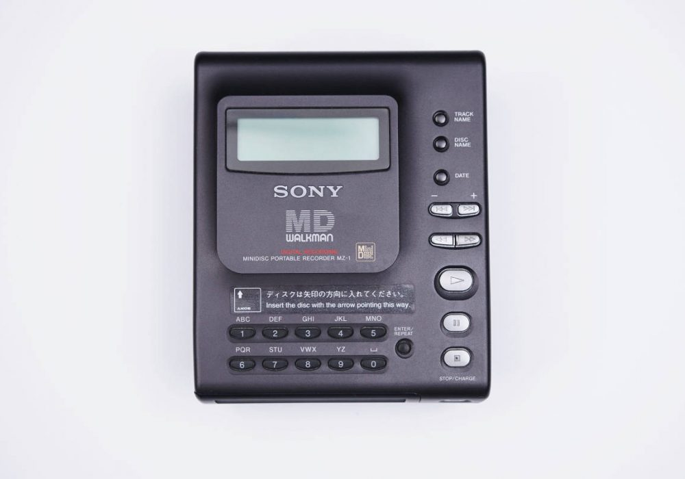 SONY MZ-1 MD WALKMAN